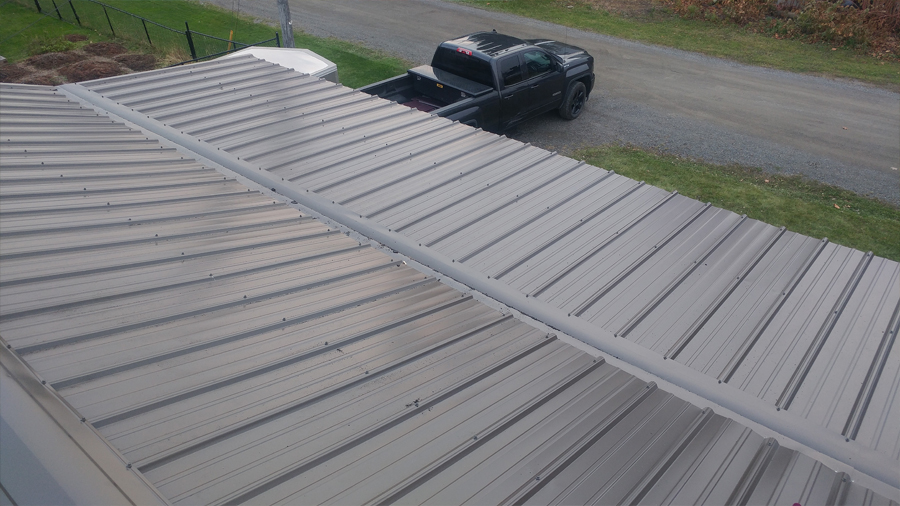 Metal Roof Sample