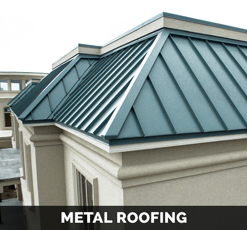 Metal Roofing Image
